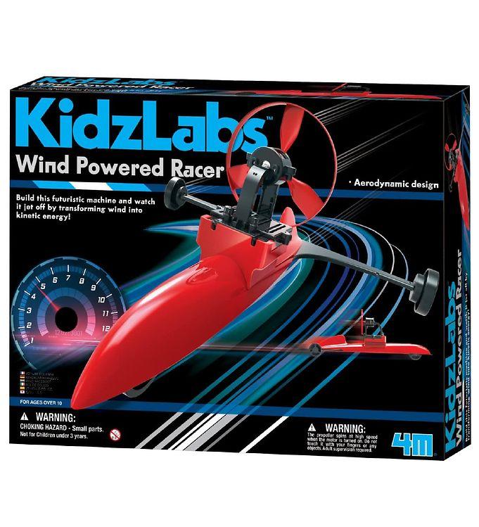 Image of 4M - KidzLabs - Vinddrevet Racer (YR437)