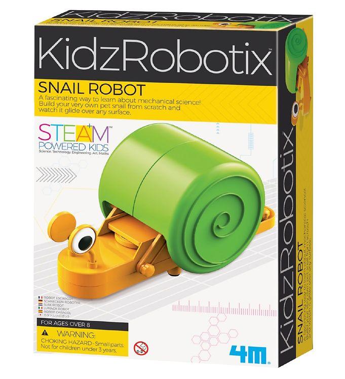 Image of 4M - KidzRobotix - Snegle Robot (YR440)