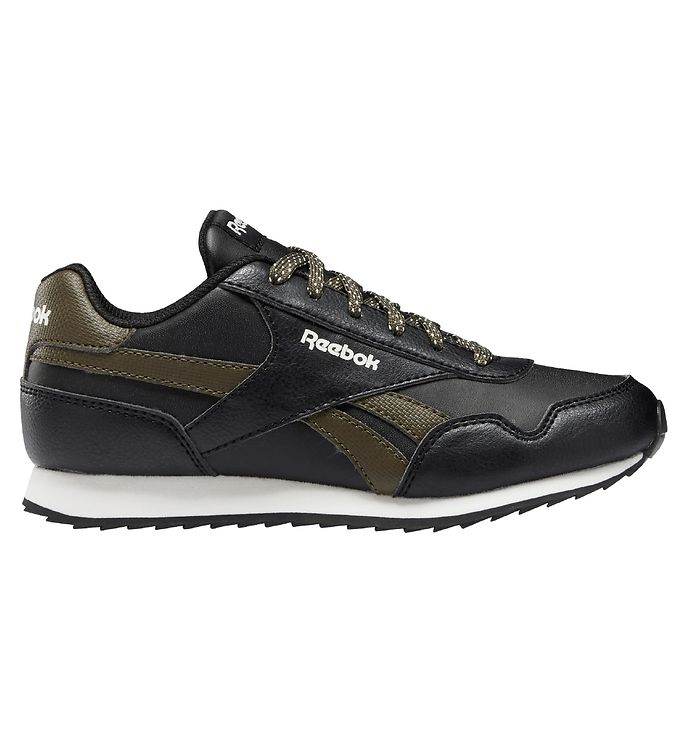 Image of Reebok Classic Sko - Royal Cljog 3.0 - Sort/Army (ZA331)