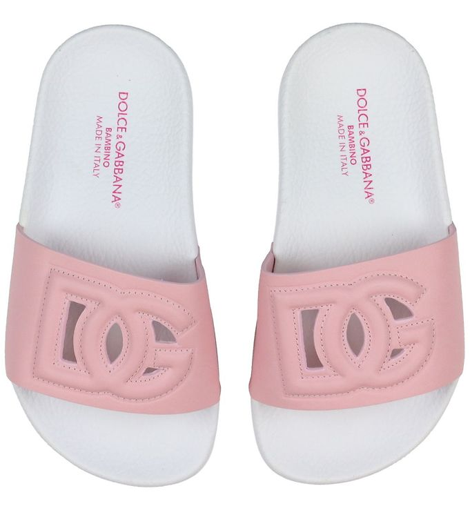 Image of Dolce & Gabbana Badesandaler - Continuativo - Rosa (ZA679)