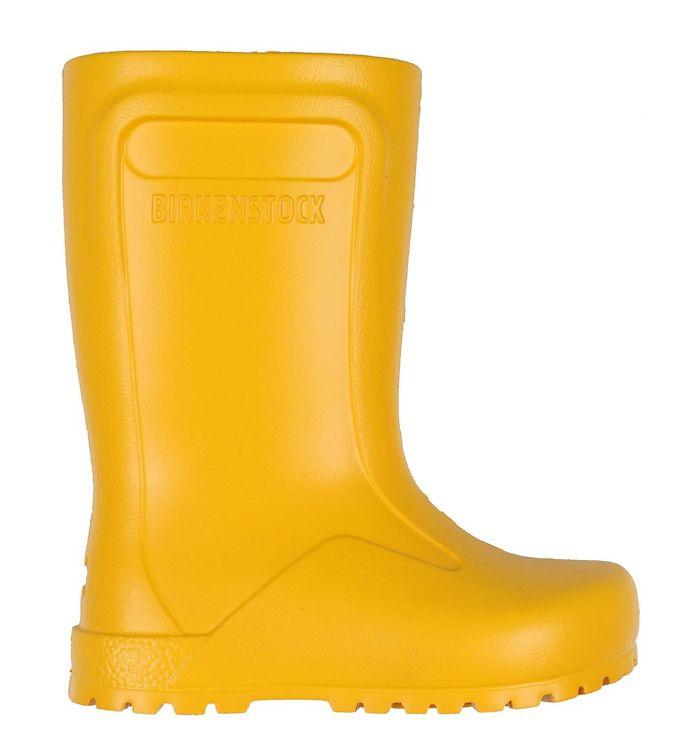 Image of Birkenstock Gummistøvler - Derry - Scuba Yellow (ZA854)