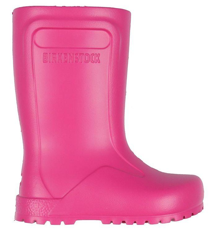 Image of Birkenstock Gummistøvler - Derry - Neon Pink (ZA857)