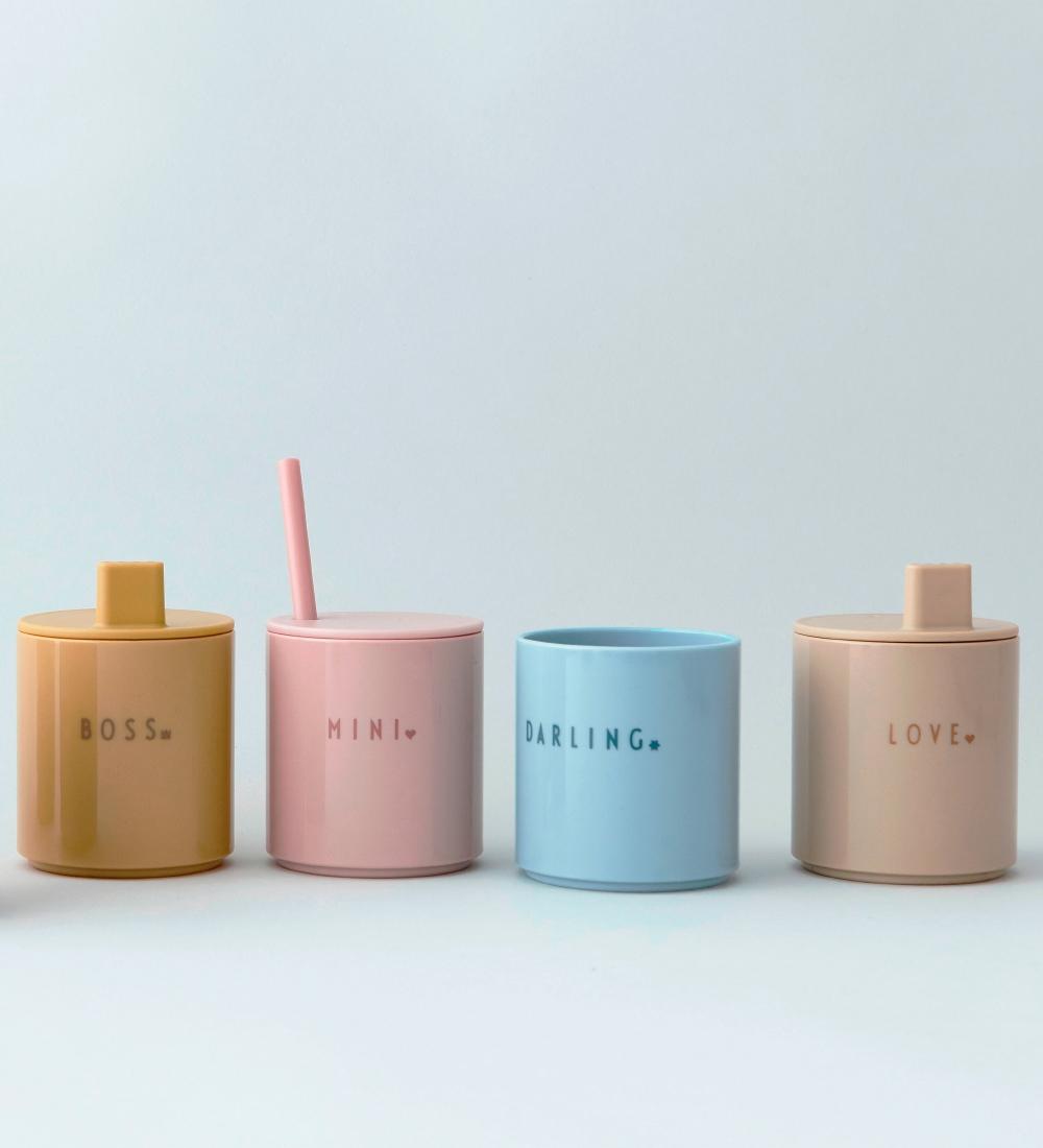 Design Letters Mugg - Tritan - Favourite - Nude | Märkeskläder