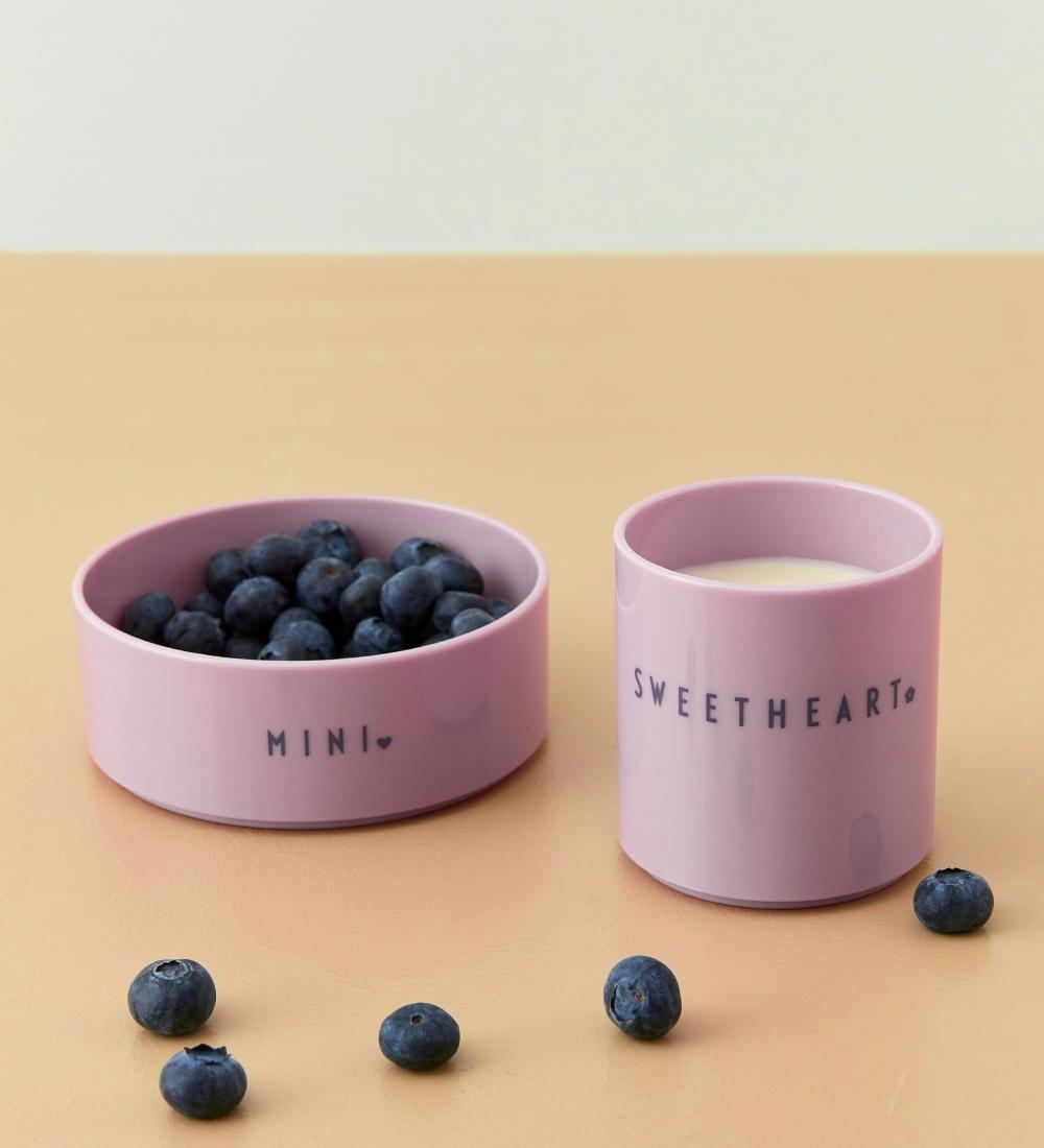 Design Letters Mini favourite kop i tritan, Lavender