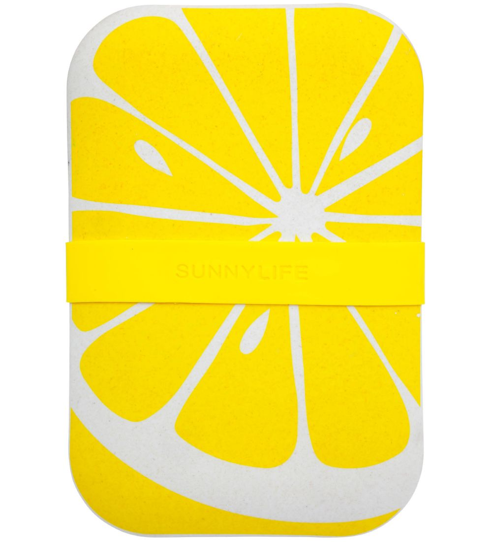 SunnyLife Madkasse - Eco - Lemon