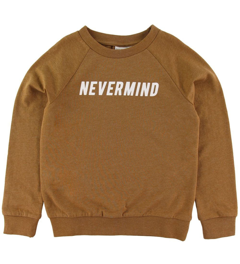 Name It Sweatshirt - Vion - Noos - Bone Brown